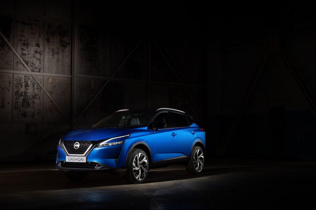 All New Nissan Qashqai Exterior 13 source
