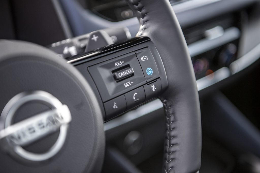 All New Nissan Qashqai Interior 6 source
