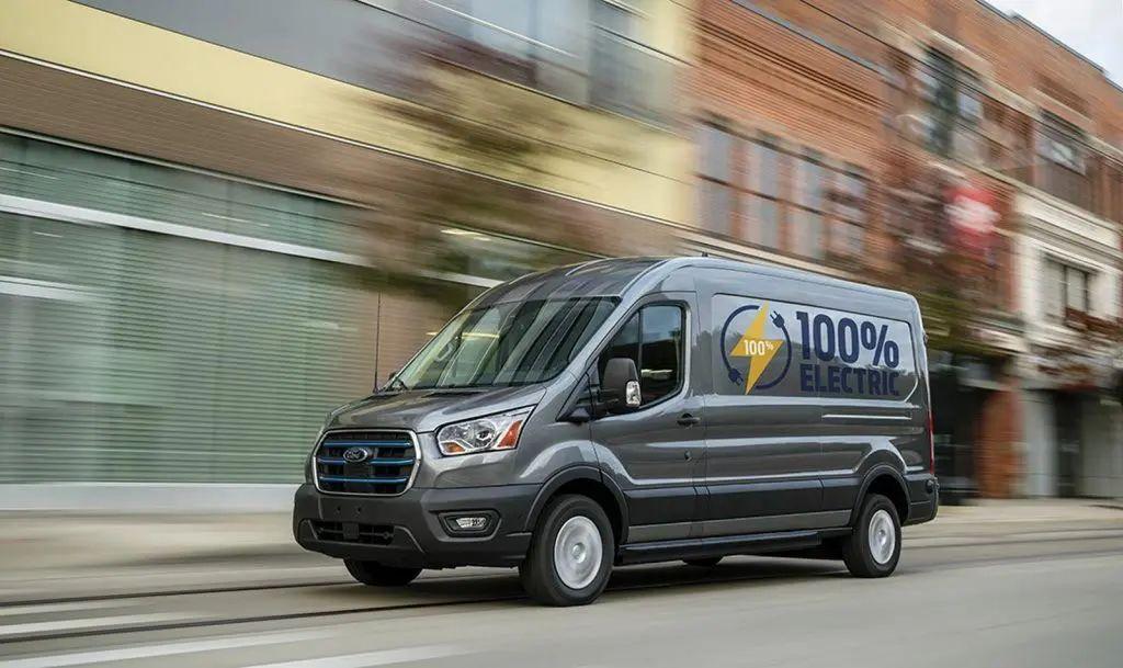 All New Ford E Transit 14 Copy