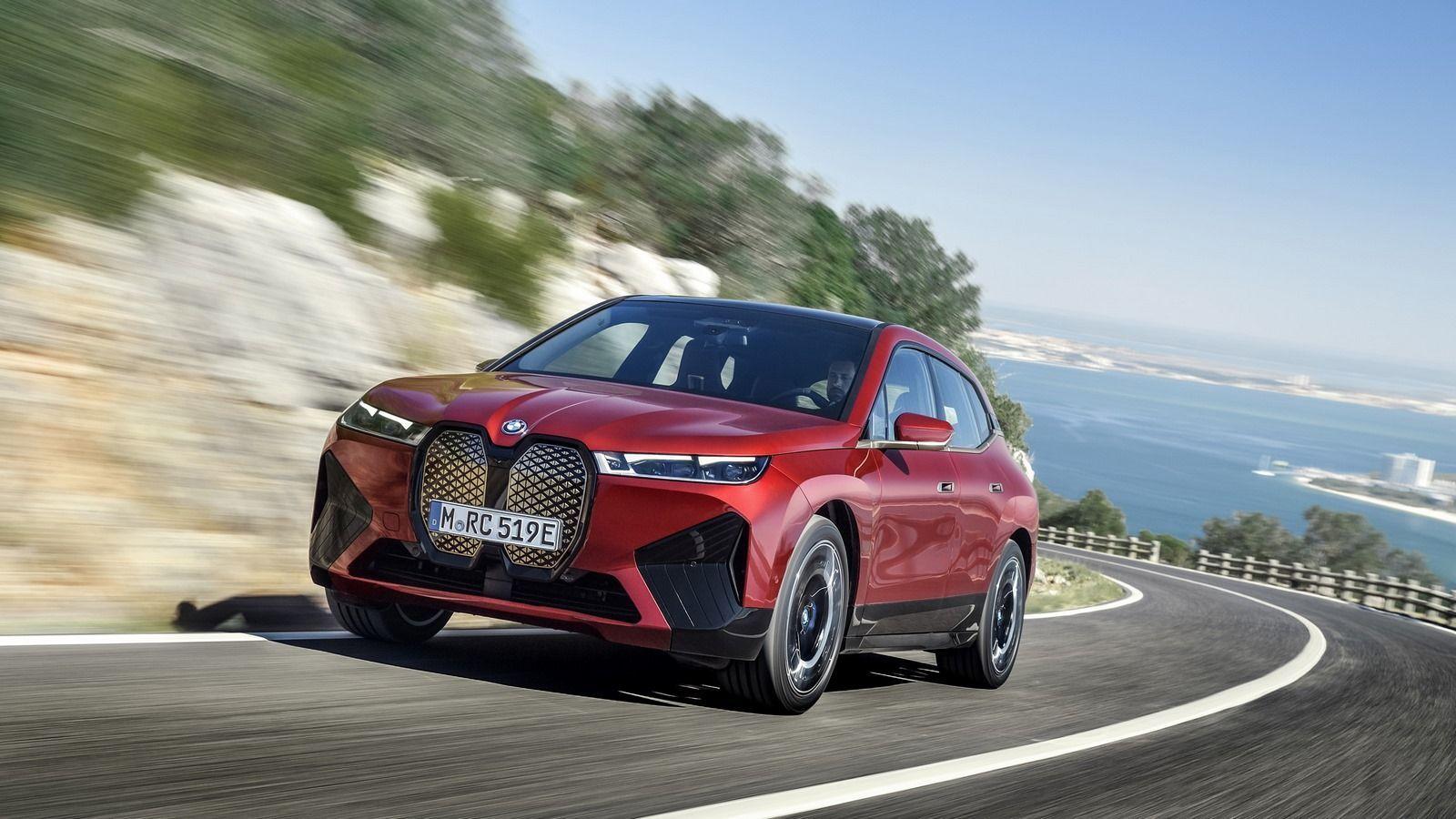BMW iX 14