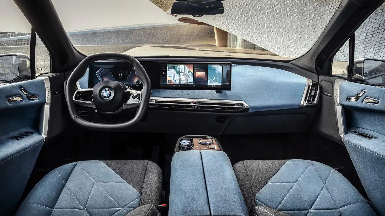 BMW iX 9