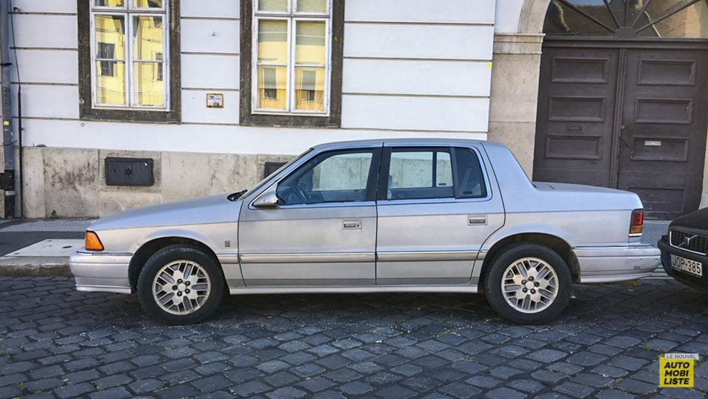 Budapest Dodge Spirit