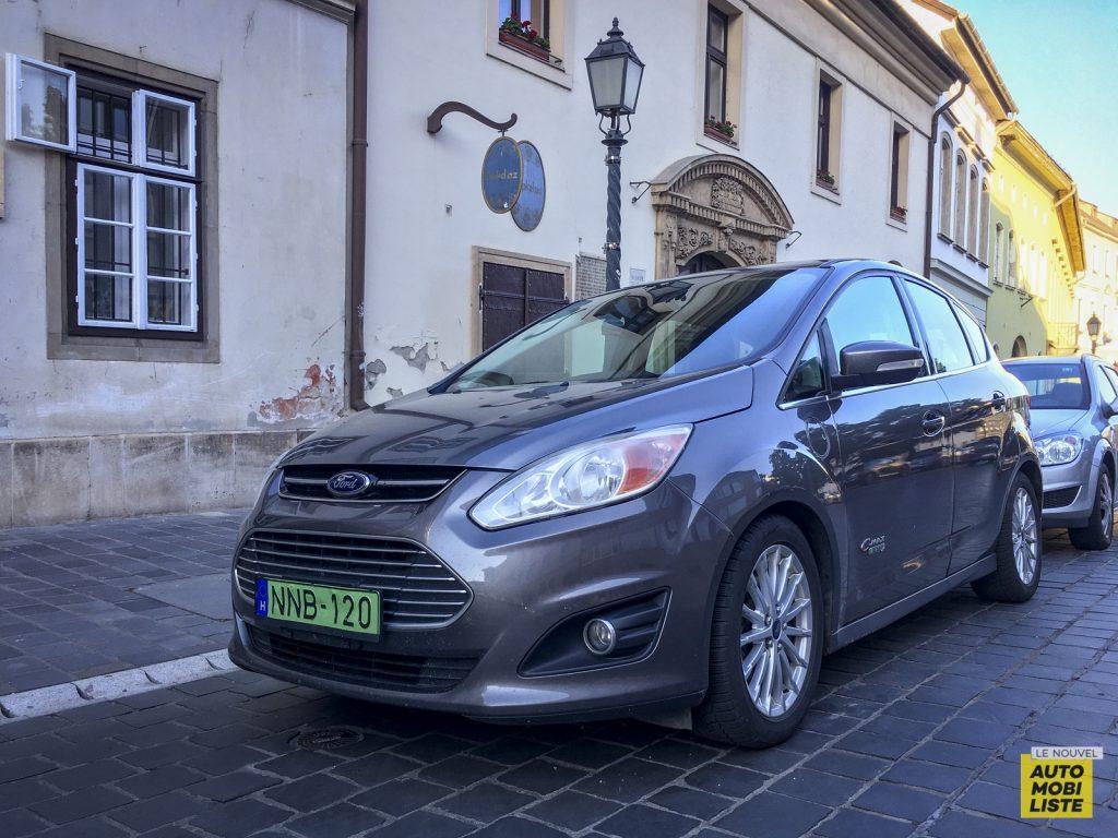 Budapest Ford C-MAX Energi EV