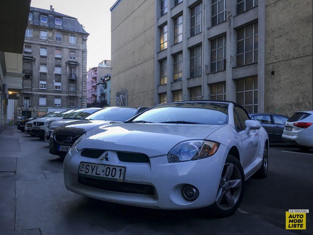 Budapest Lada Niva 5 portes