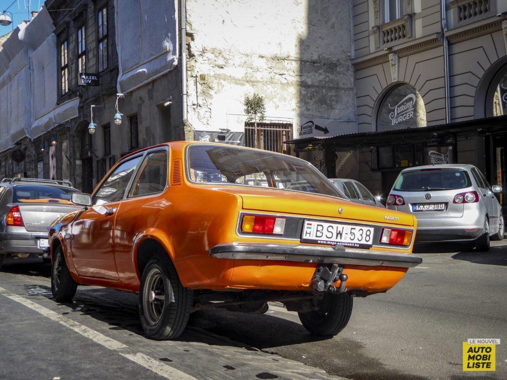 Budapest Opel Kadett C
