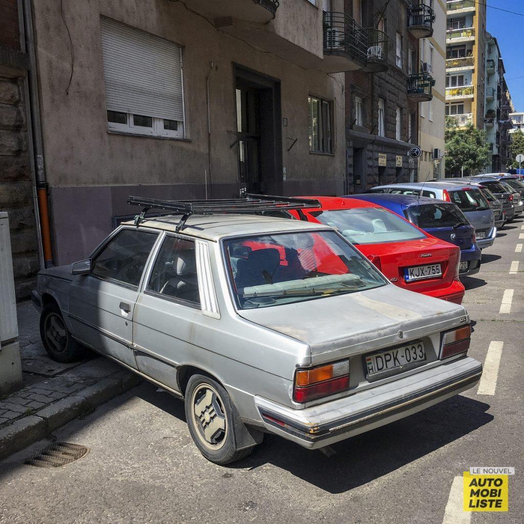 Budapest Renault Alliance 2 door