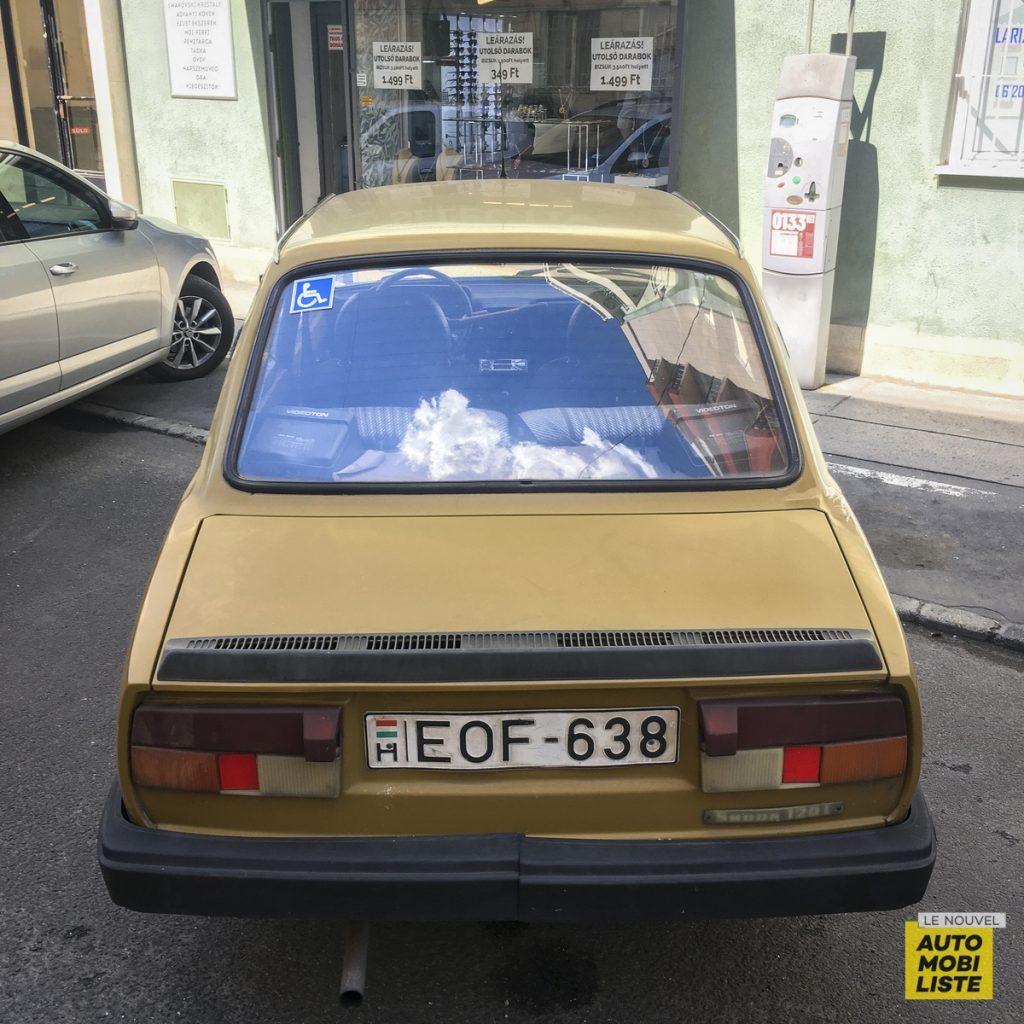 Budapest Skoda 120 L