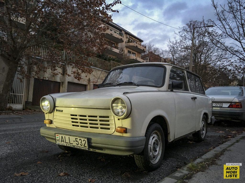 Budapest Trabant 1.1 Universal