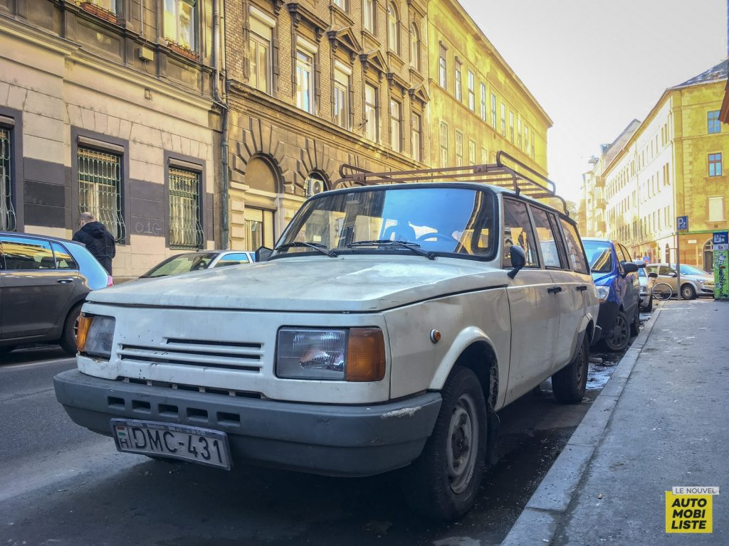 Budapest Wartburg 1.3 Turist