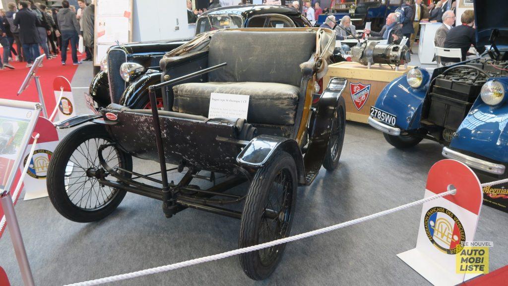 Bugatti Type 56 electrique Retromobile 2020 LNA FM 1