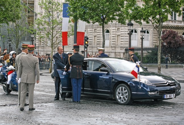 C6 Chirac 2005