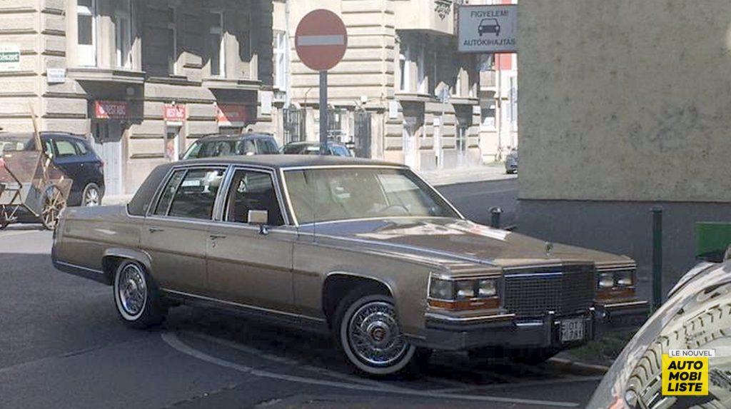 Budapest Cadillac Fleetwood