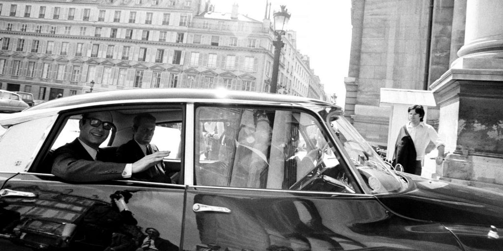 Chirac 1974 DS