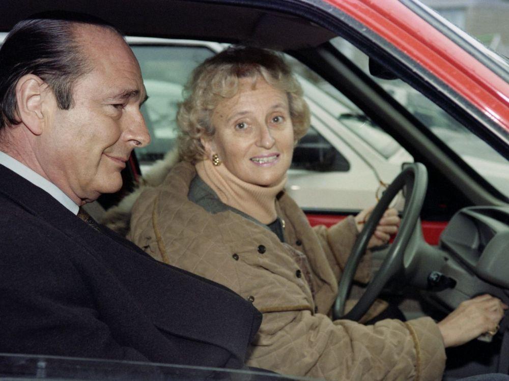 Chirac Bernadette 205.2