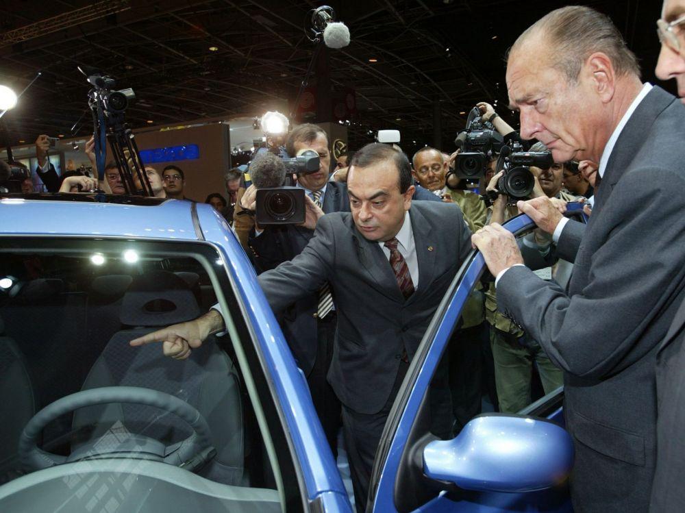 Chirac Ghosn