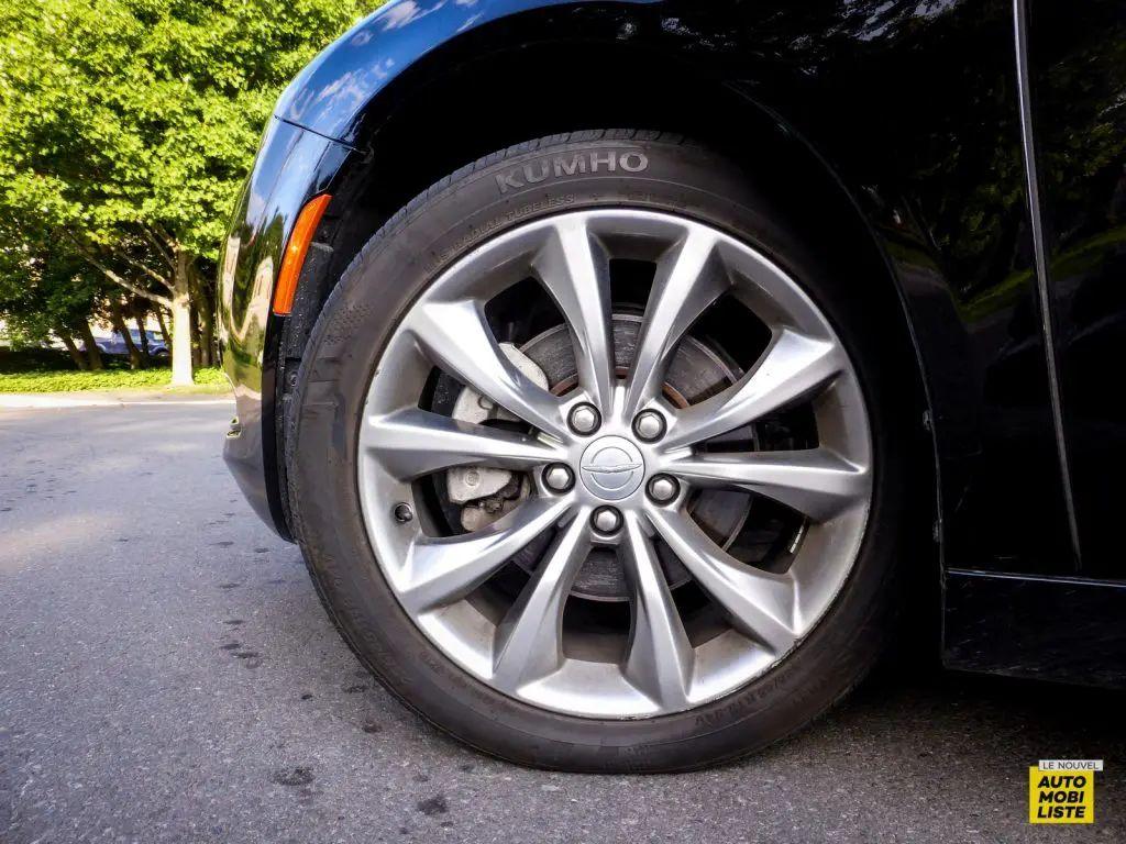 Chrysler 200 S New York road trip Le Nouvel Automobiliste