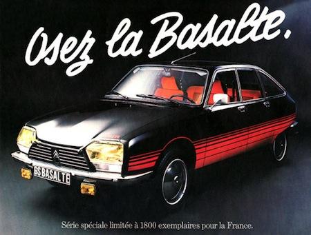 Citroën GS Basalte 5