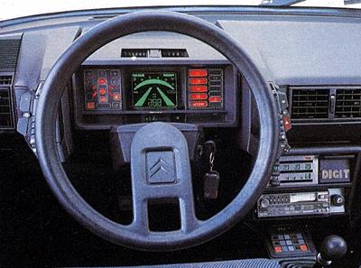 Citroen BX 113