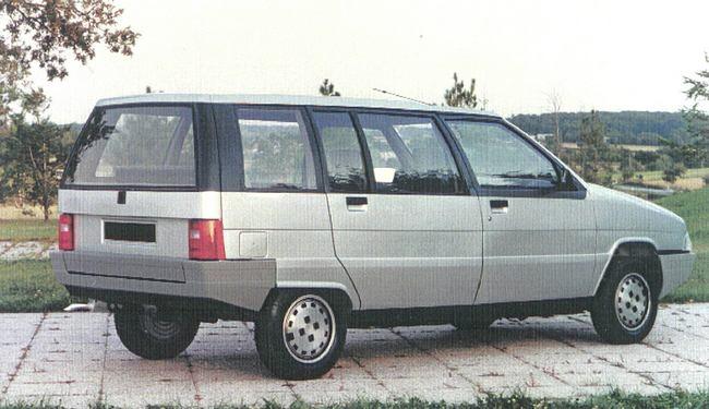Citroen BX proto 03