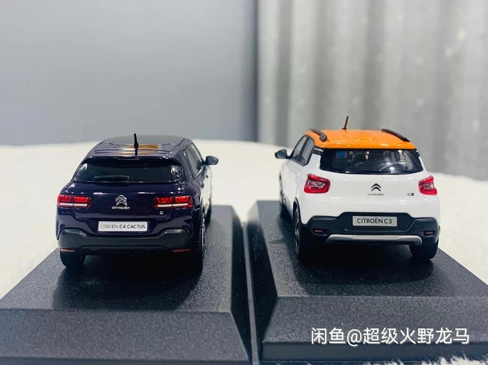 Citroen C3 Inde miniature 2