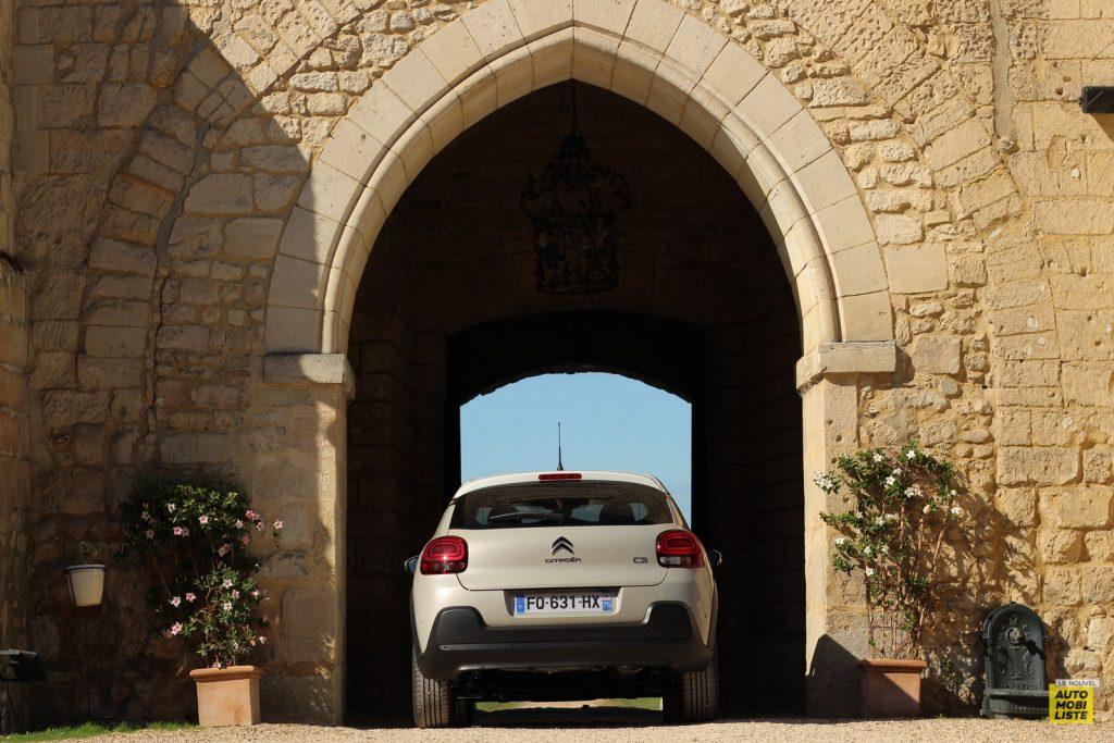 Citroen C3 facelift Thibaut Dumoulin LNA 18