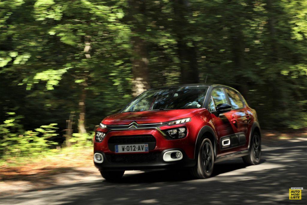 Citroën C3 facelift Thibaut Dumoulin LNA (46)