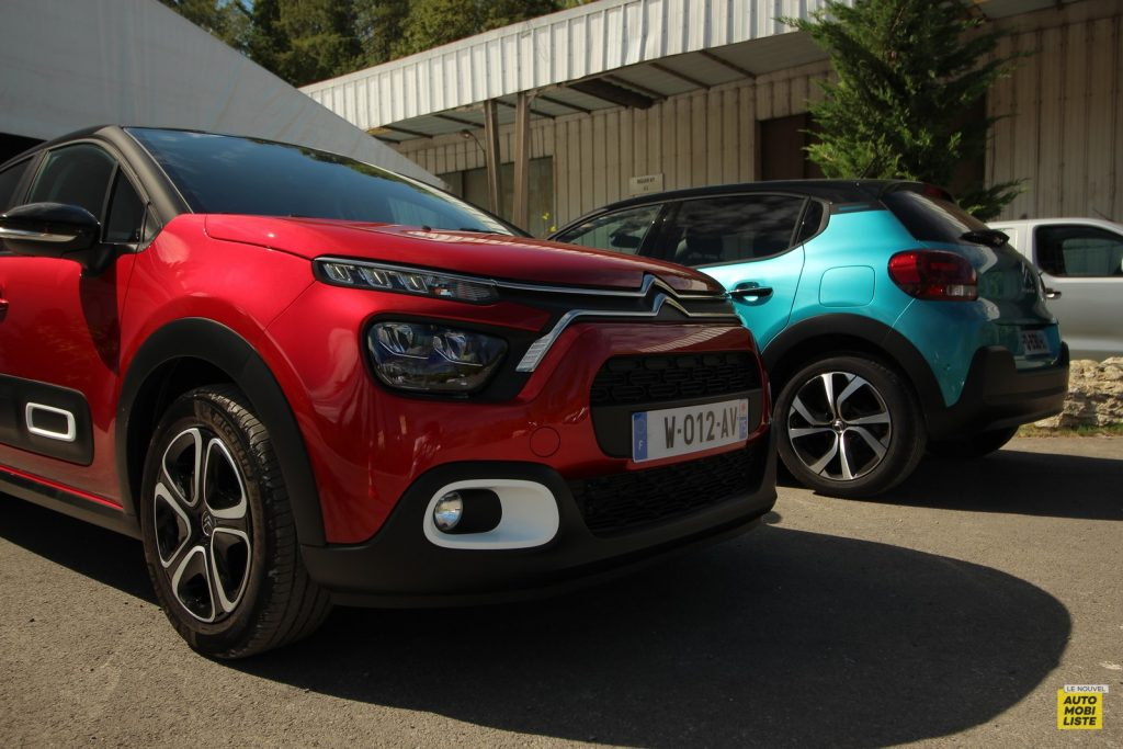 Citroën C3 facelift 2020