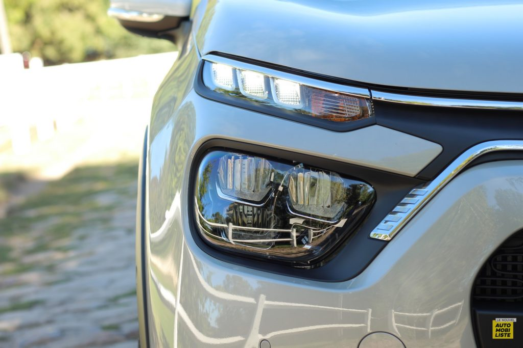 Citroen C3 facelift Thibaut Dumoulin LNA 9