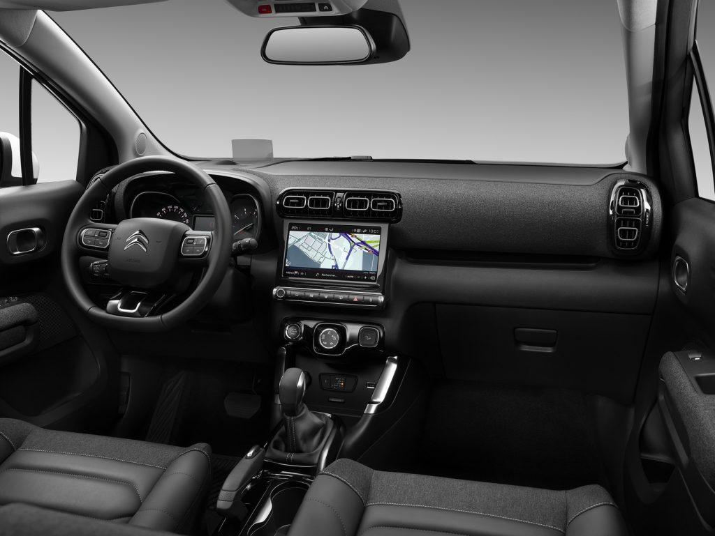 Citroën C3 Aircross restylé