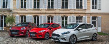 Comparatif Ford hybride