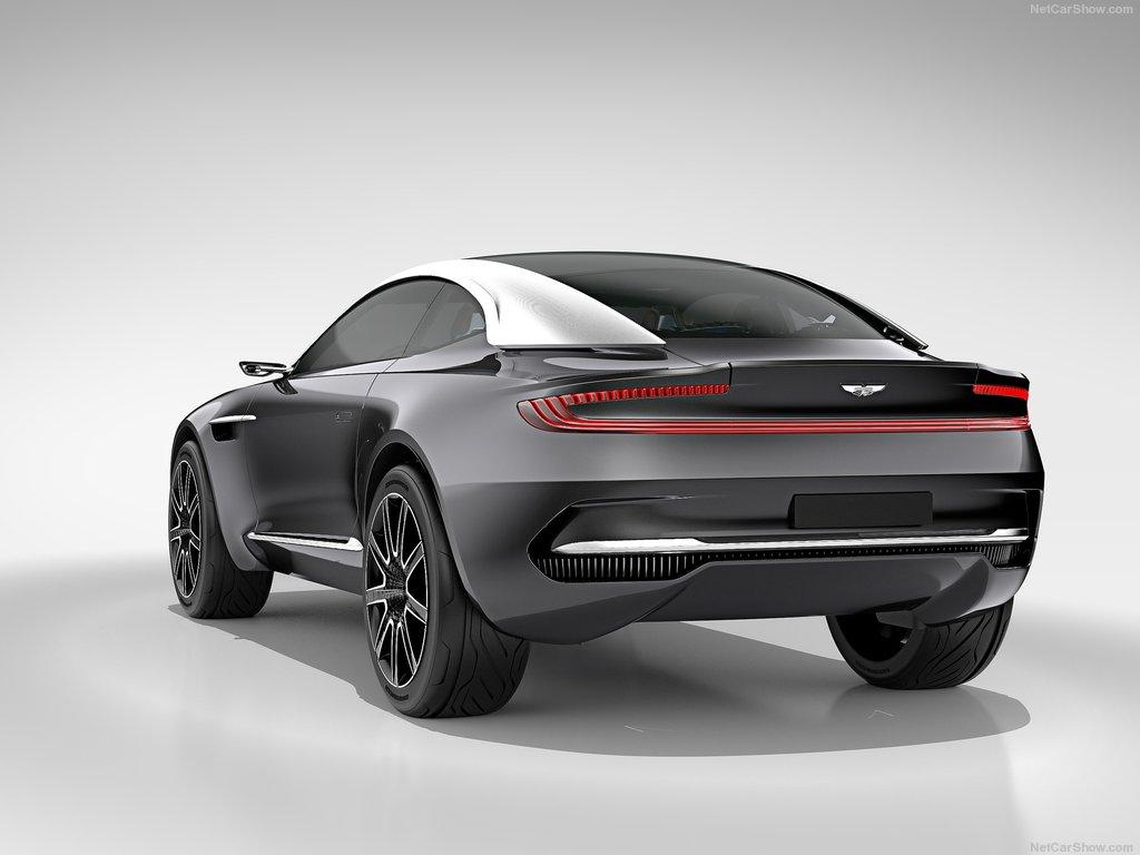 Aston Martin DBx Concept 2015