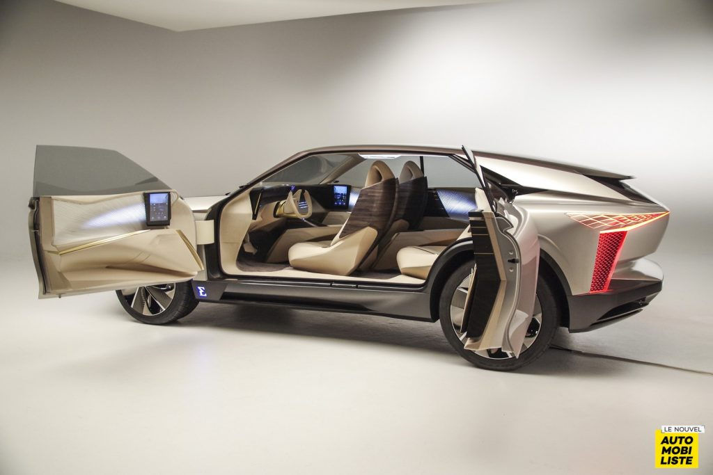 DS Aero Sport Lounge concept LNA FM 2020 70