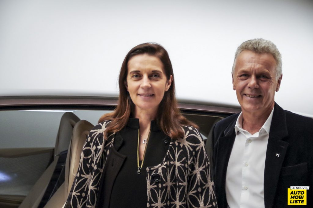 DS Automobiles Beatrice Foucher Thierry Metroz LNA FM 2020 4