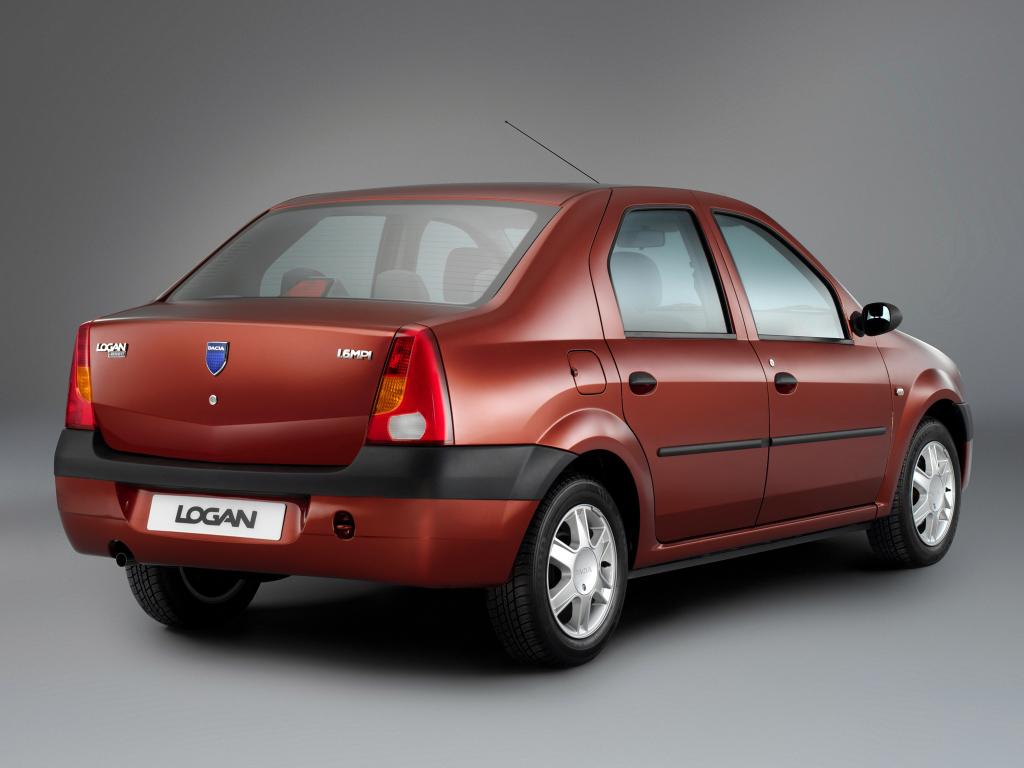 Dacia Sandero 2004 1
