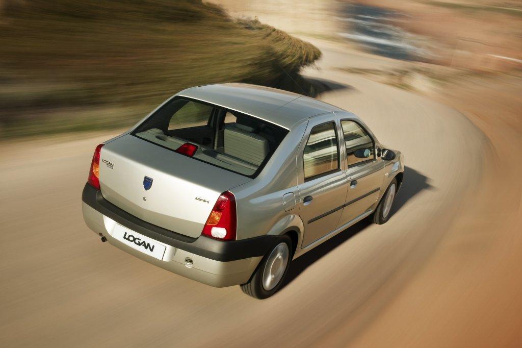 Dacia Sandero 2004 2