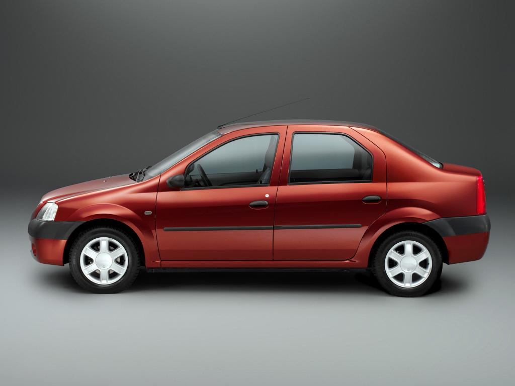 Dacia Sandero 2004 4