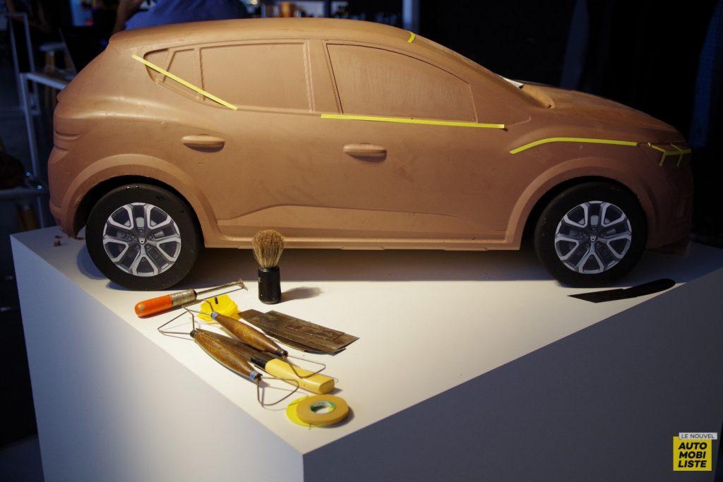 Dacia Sandero 2020 Design LNA FM 15