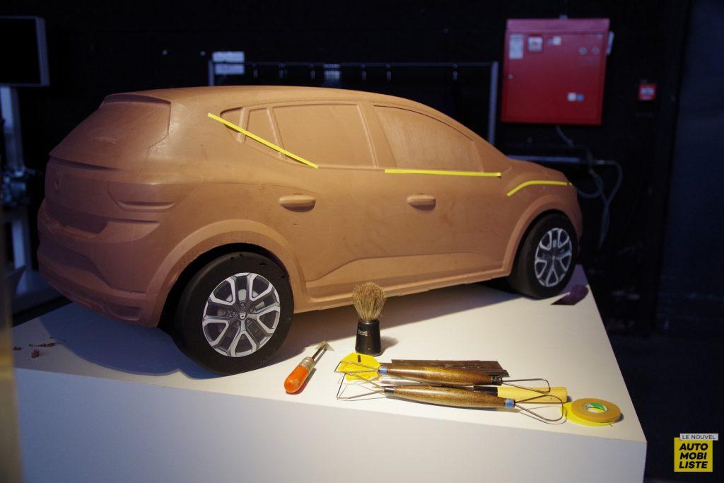 Dacia Sandero 2020 Design LNA FM 16