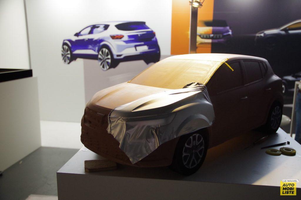 Dacia Sandero 2020 Design LNA FM 18