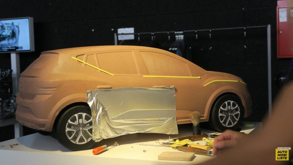 Dacia Sandero 2020 Design LNA FM 2