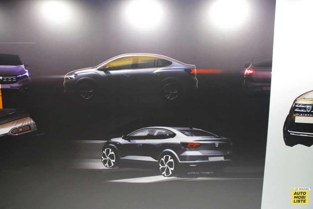 Dacia Sandero 2020 Design LNA FM 24
