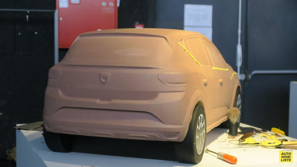 Dacia Sandero 2020 Design LNA FM 5