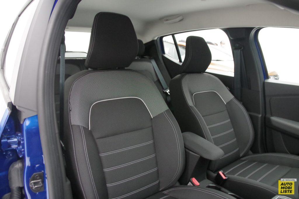Dacia Sandero 2020 Details LNA FM 22
