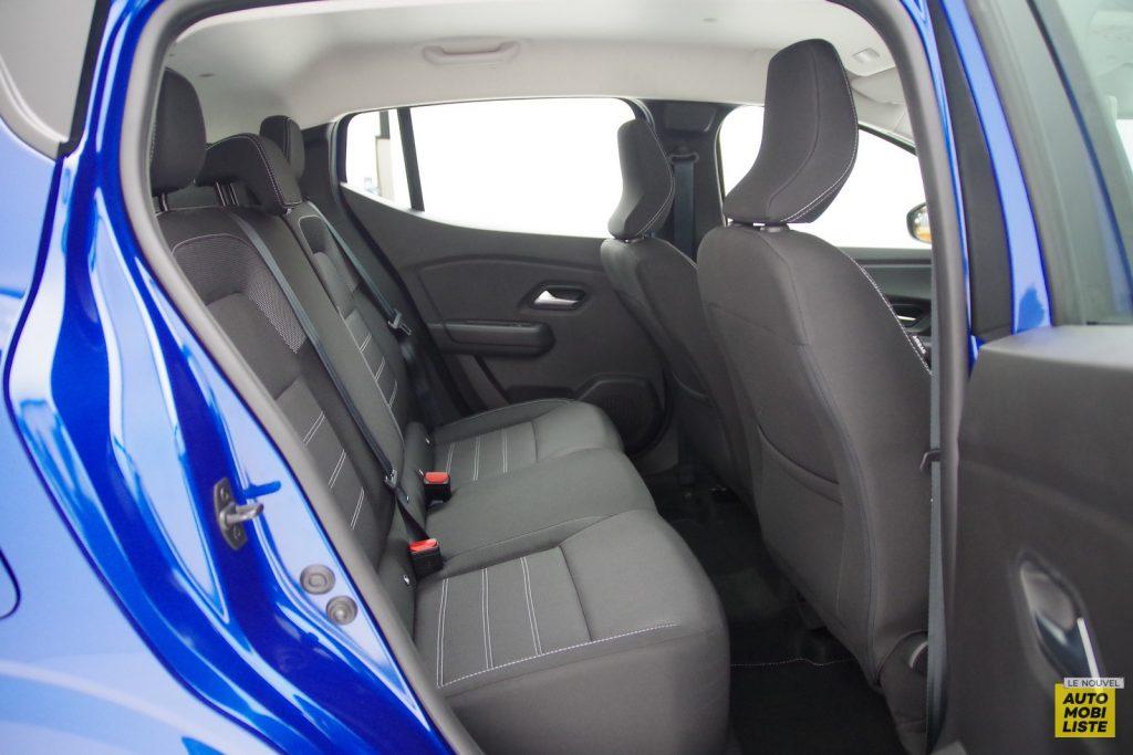 Dacia Sandero 2020 Details LNA FM 27