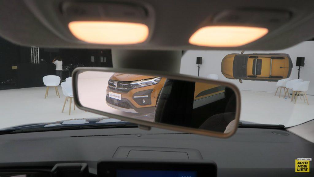 Dacia Sandero 2020 Details LNA FM 5