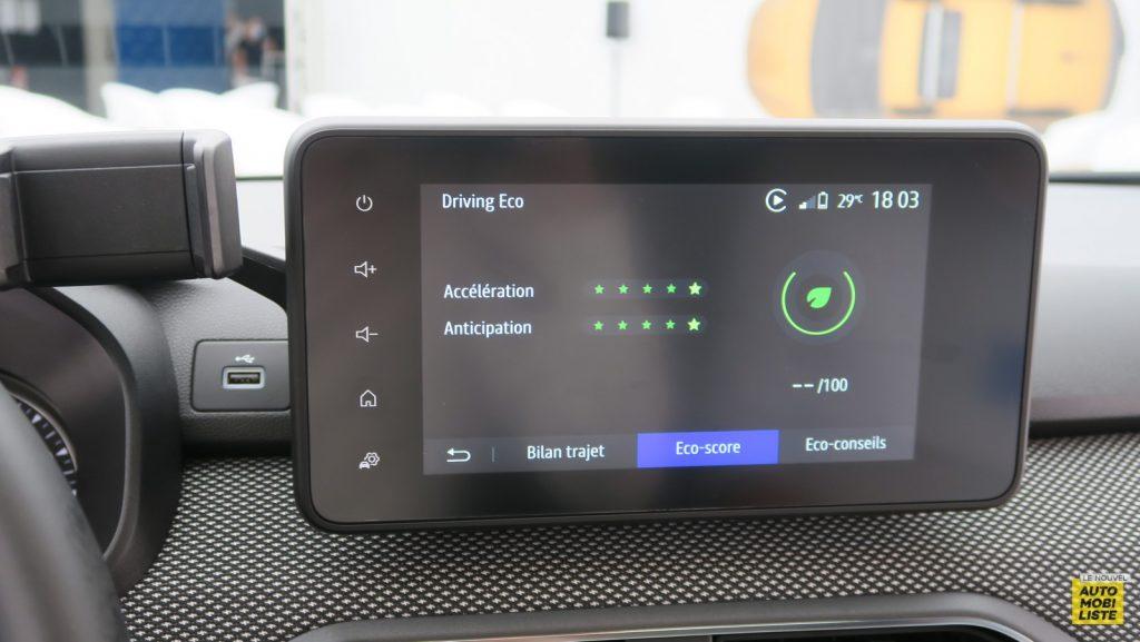 Dacia Sandero 2020 Details LNA FM 8