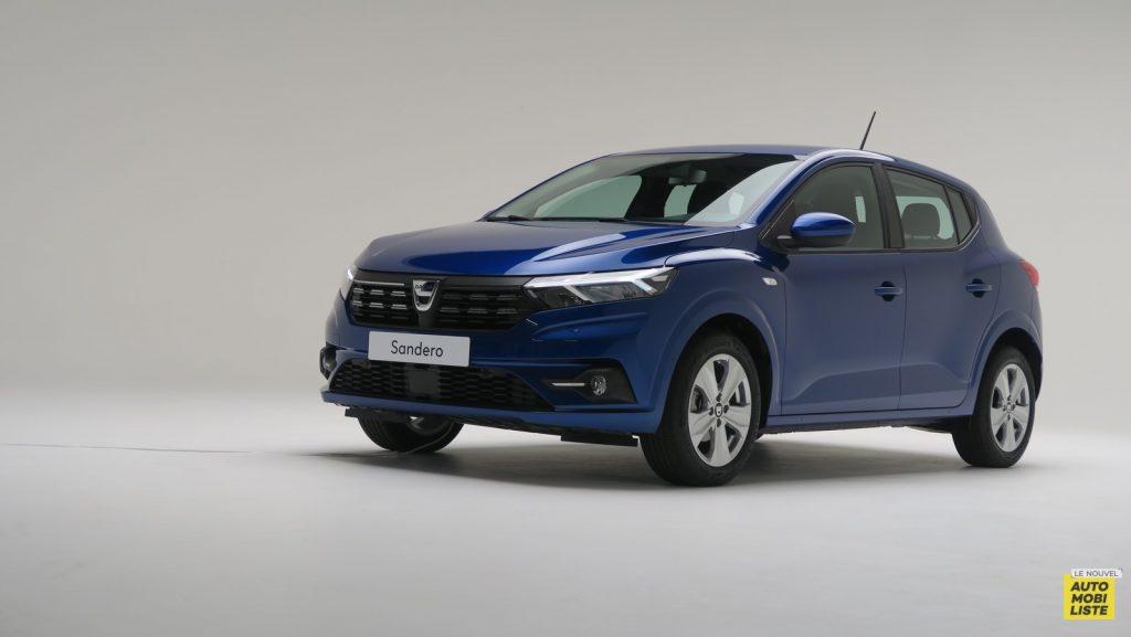 Dacia Sandero 2020 LNA FM 1