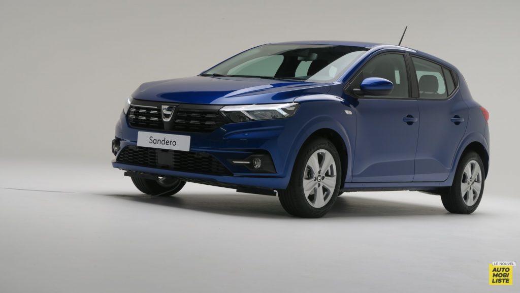 Dacia Sandero 2020 LNA FM 14