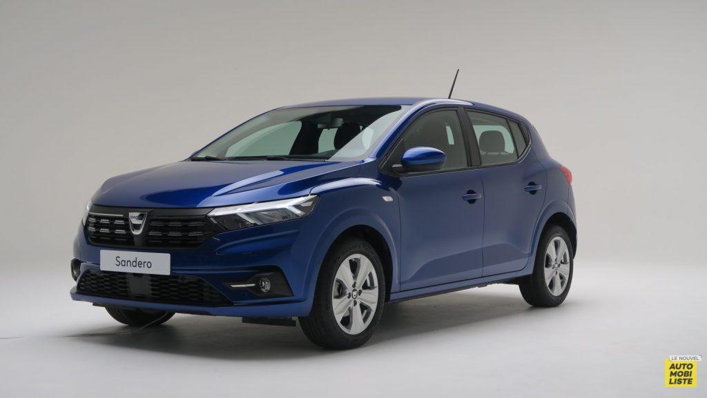 Dacia Sandero 2020 LNA FM 2