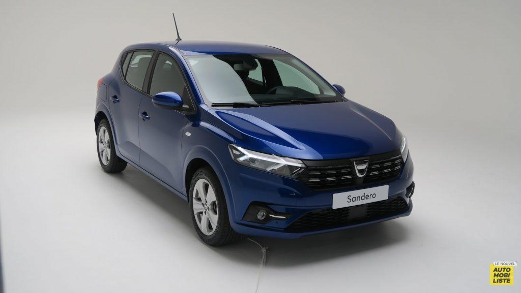 Dacia Sandero 2020 LNA FM 8